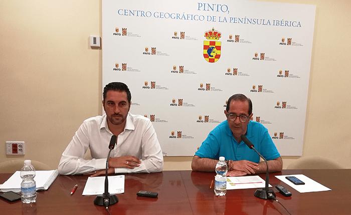 Acuerdo Ganemos-PSOE Pinto