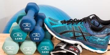Fotografía sobre deporte y pérdida de peso