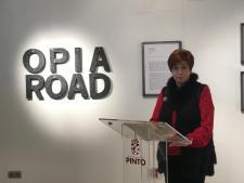 Pilar Arteaga. Fotografía: Susana Guindo.