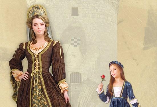 La época renacentista al alcance de toda la población de Pinto con su taller de costura