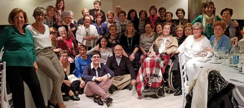Cumade cumple 20 años realizando sus labores de apoyo a mayores y familiares.