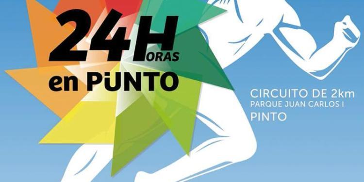La carrera 24 horas en punto celebra ya su tercera edición en la localidad de Pinto
