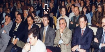 Ángel Garrido en Pinto