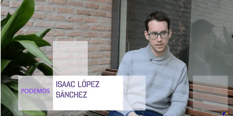 Isaac López Sánchez (Podemos Pinto)