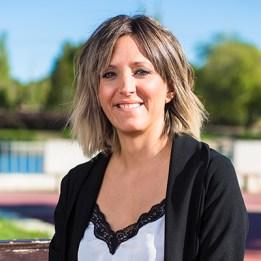 Lidia Rupérez (PSOE), concejala de Deportes del Ayuntamiento de Pinto
