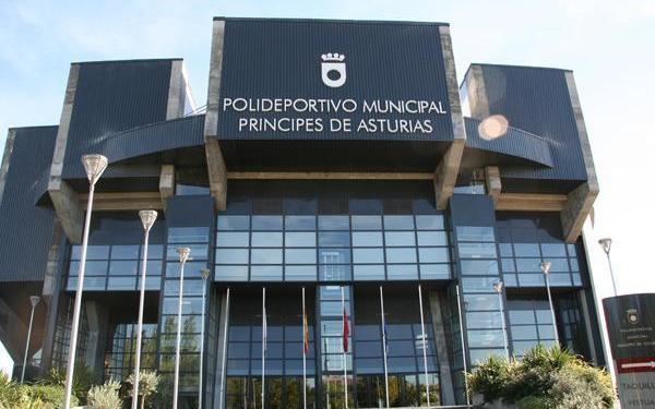 Se aprueba la reparación urgente del Pabellón Príncipe de Asturias. Foto: Ayuntamiento