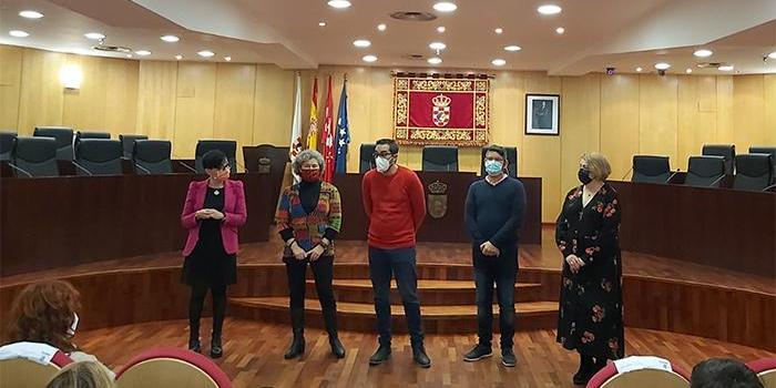 El Ayuntamiento de Pinto entrega los Certificados del Curso de Atención Sociosanitaria