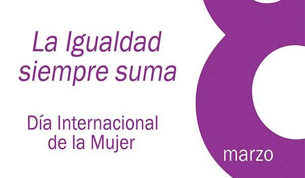 El 8 de Marzo se conmemora la lucha de las mujeres por la igualdad. El Ayuntamiento de Pinto presenta un amplio programa de eventos para ello