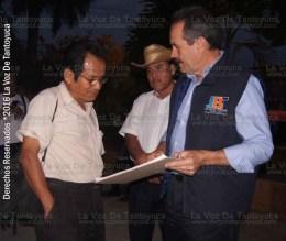 El proyecto que encabeza Juan Bueno Torio es para sacar a Veracruz del hoyo en que se encuentra sumergido. Foto: La Voz De Tantoyuca.