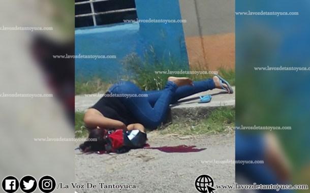 Desconocidos ejecutan a mujer en Minatitlán