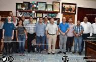 Recibe Jesús Guzmán a alumnos extranjeros de intercambio académico en Tantoyuca