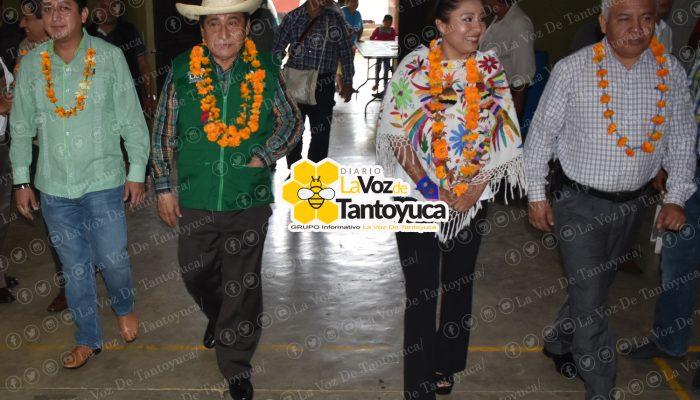 Respalda Pedro Adrián Martínez Estrada proyecto indígena en Veracruz. Agencia LVDT.
