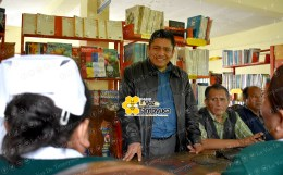 Celebra alcalde de Ixcatepec reunión de colaboración con personal del IMSS   Diario La Voz DE Tantoyuca