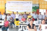 Inauguran cursos de corte y confección en Ixcatepec