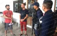 Policías Estatales robaron 500 dólares a turistas franceses
