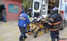 Joven veracruzano sufre graves quemaduras en Tamaulipas | Redes Sociales