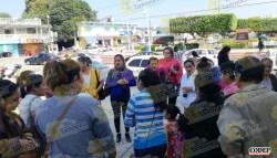 Padres de familia anuncian huelga de hambre, en Naranjos | LVDT