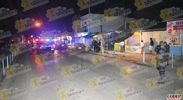 Asesinan a taxista en Tantoyuca | LVDT