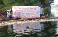 Piden intervención de AMLO por envenenamiento de ríos