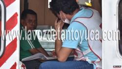 Cae de su propia altura al convulsionar, en Tantoyuca | LVDT