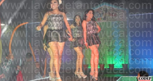 "Es Sandra Lizet Hernández Reina del Carnaval ""Ixcatepec 2019"" | LVDT"