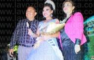 "Es Sandra Lizet Hernández Reina del Carnaval ""Ixcatepec 2019"""