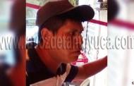 Denuncian en redes la presencia de presunto delincuente en calles de Tantoyuca