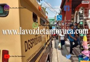 Sancionan a policía bancaria por estacionarse en lugar de discapacitados | LVDT