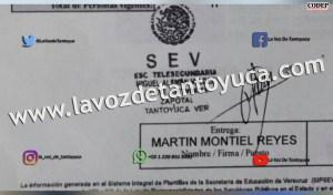 Delegado de gobierno cobra su sueldo de maestro sin trabajar, en Tantoyuca | LVDT