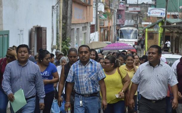 Incompetente CAEV ante el desabasto de agua en Chicontepec