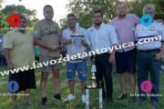 Fomenta Ayuntamiento actividad deportiva en Chicontepec