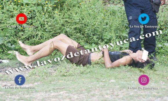 Estudiante del Cbtis muere ahogado en el río La Bomba, en Tantoyuca | LVD