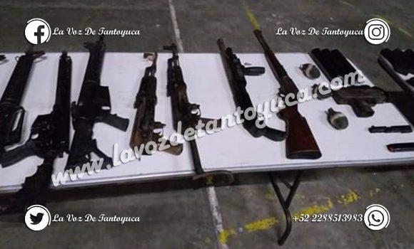 Capturan a presunto grupo delictivo que intentó secuestrar a mujer, en Pánuco | LVDT