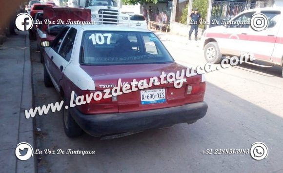 Transportistas detenidos por rijosos     LVDT