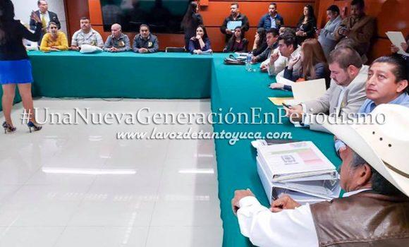 Gestiona alcalde de Chicontepec obras y acciones en la Cámara de Diputados | LVDT