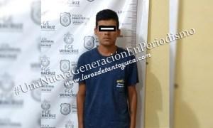 Obtiene Fiscalía de Tantoyuca revocación de suspensión condicional de proceso, en contra de imputado por lesiones dolosas   LVDT