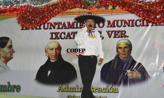 Da David Guzmán Martínez tradicional Grito de Independencia | LVDT
