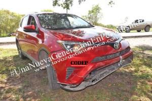 Chicontepecano provoca accidente vial en la Alazán - Canoas | LVDT