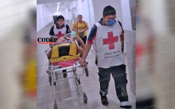 Denuncian a médico del IMSS por negarle la atención a un herido