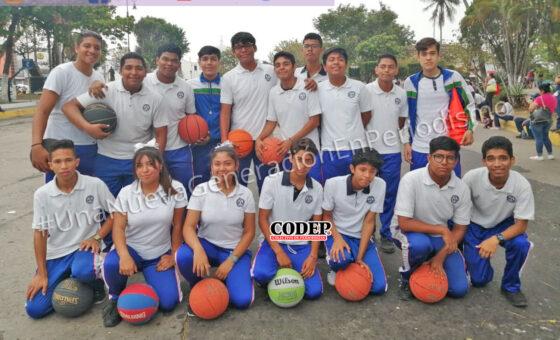 Participan alumnos de la Universidad Ignacio Manuel Altamirano en el desfile del 20 de Noviembre | LVDT
