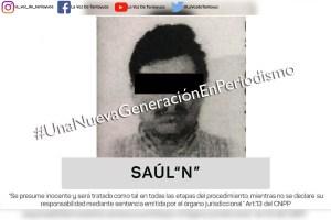 Vinculan a proceso a probable homicida en Tantoyuca | LVDT