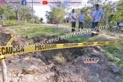 Intentaban sacar oro; fueron descubiertos y retenidos, en Tantoyuca