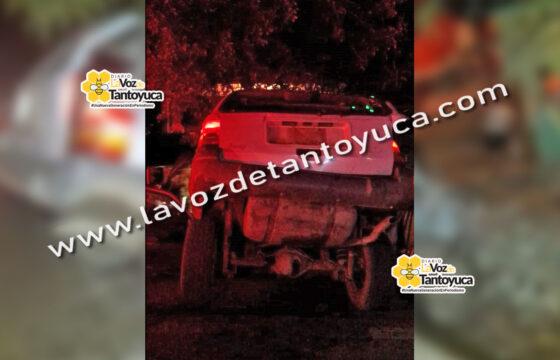 Caen de puente con todo y camioneta; dos lesionados | LVDT