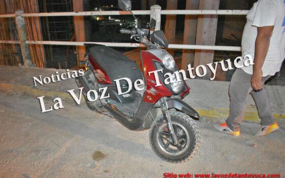 Perro provoca accidente; motociclista resulta lesionado | LVDT