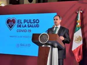 Secretaría de Salud anuncia el inicio de la fase 2 del COVID-19 | LVDT