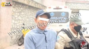 Detienen a jovenzuelo por robo | LVDT