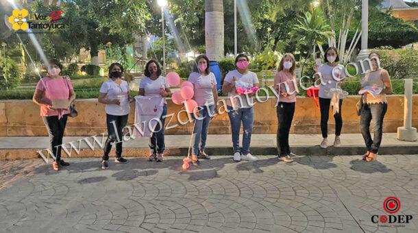 Buscan apoyo para mujeres con Cáncer   LVDT