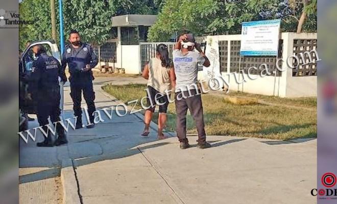 Campesino resulta herido tras golpearse la cabeza con un hacha | LVDT
