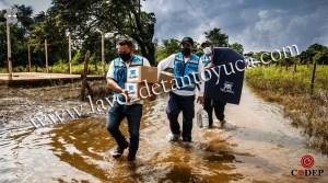 Fundación Carlos Slim y TELMEX ponen en marcha su plan de Ayuda Humanitaria | LVDT