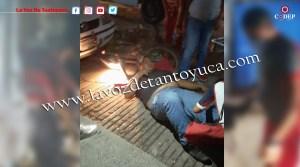 Automovilista arrolla a motociclistas y huye | LVDT